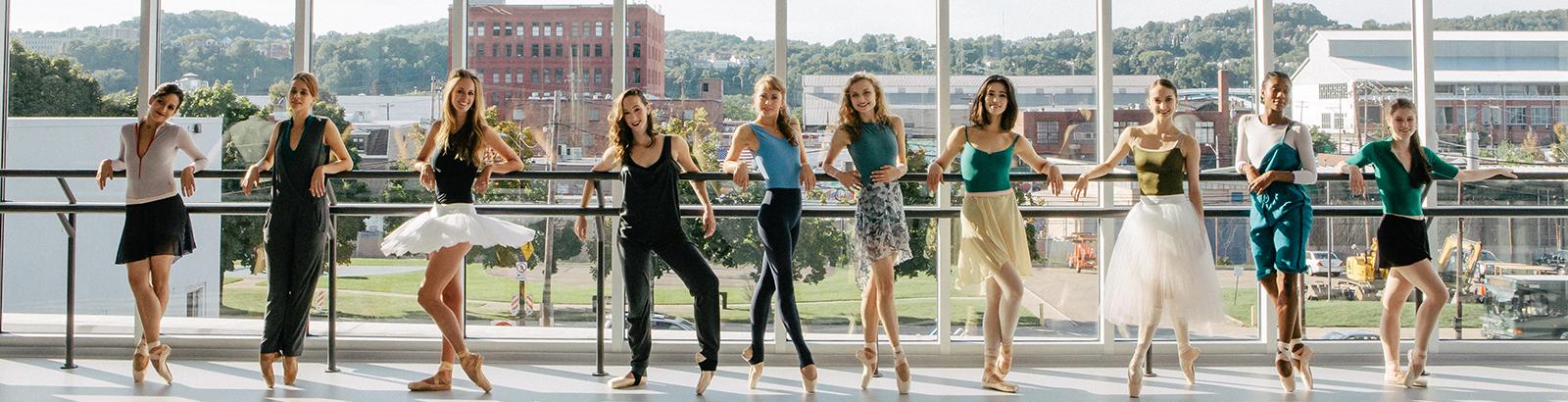 UPMC Team - Pittsburgh Ballet Theatre