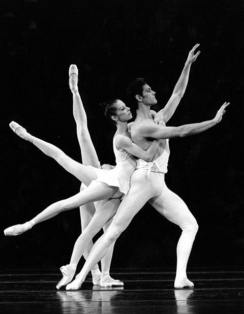 George Balanchine's Apollo.