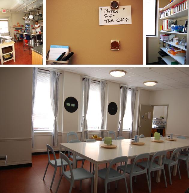 Byham House Dining Room