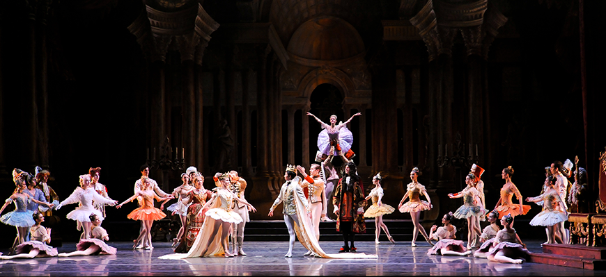 PBT's The Sleeping Beauty. Photo by Rich Sofranko