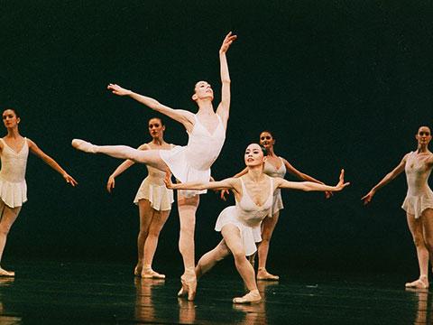 George Balanchine's Concerto Barocco