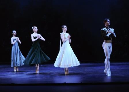 Jardin aux lilas pittsburgh ballet theatre for Antony tudor jardin aux lilas