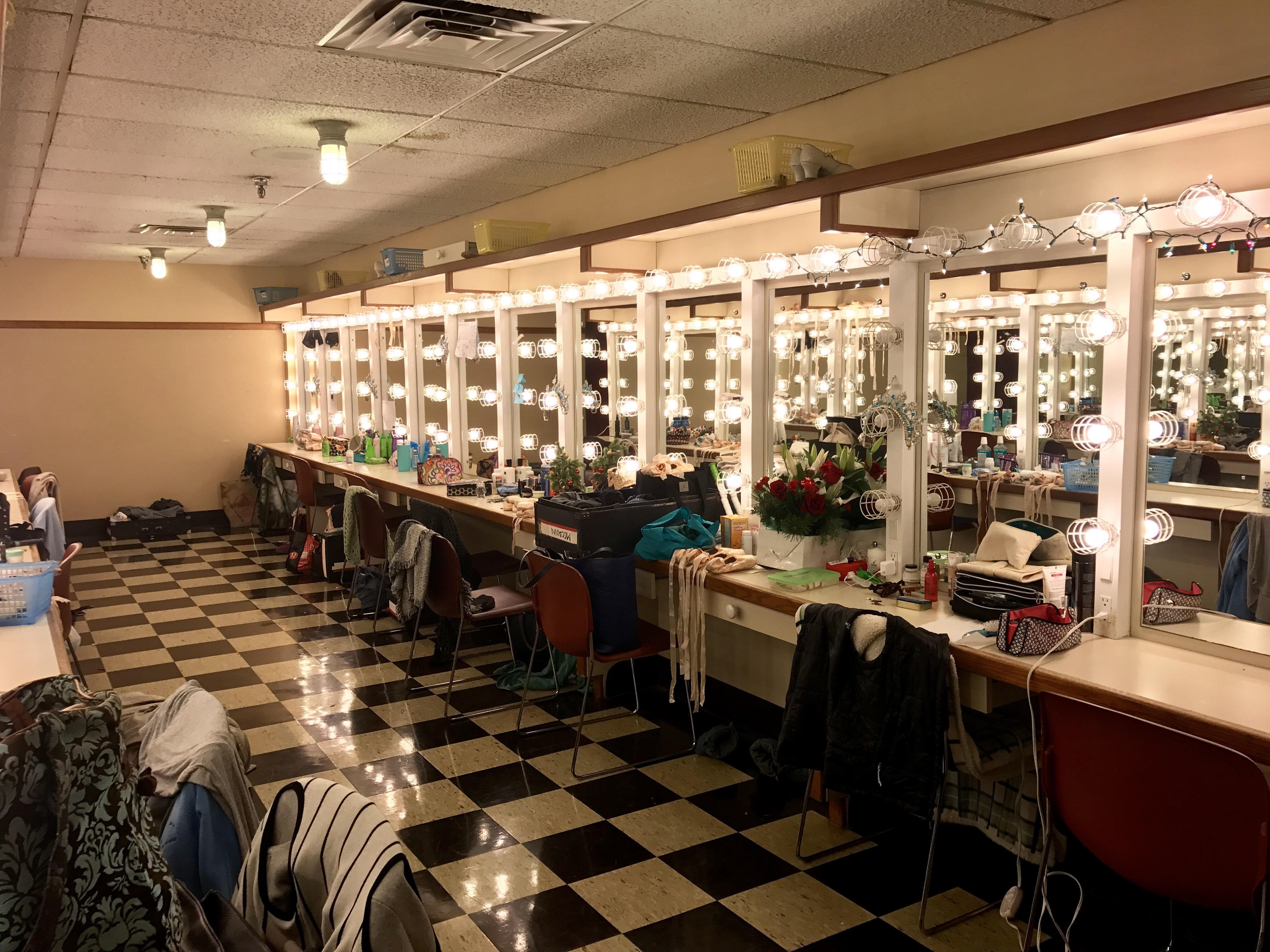 Dancers Share Their Dressing Room Snapshots Pittsburgh