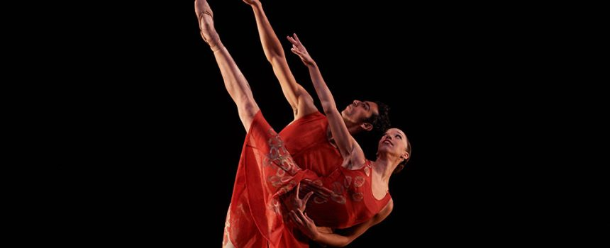 Chyrstyn-Fentroy & Francis Lawrence, Dance Theatre of Harlem