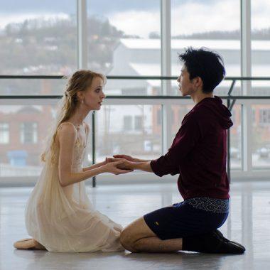 Amanda Cochrane & Yoshiaki Nakano | Photo by Aimee DiAndrea