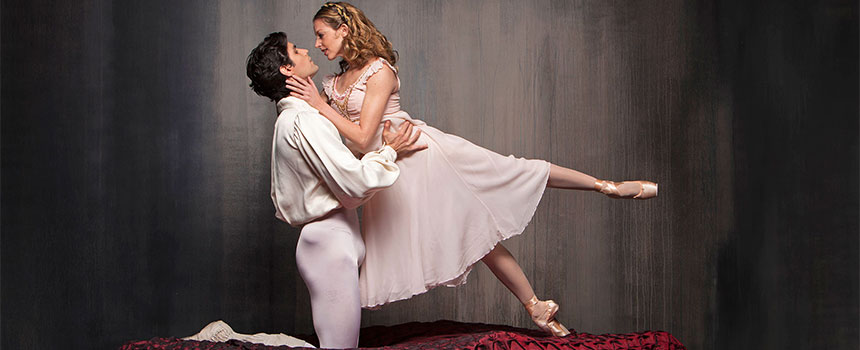 Romeo and Juliet Pittsburgh - Ballet Photo