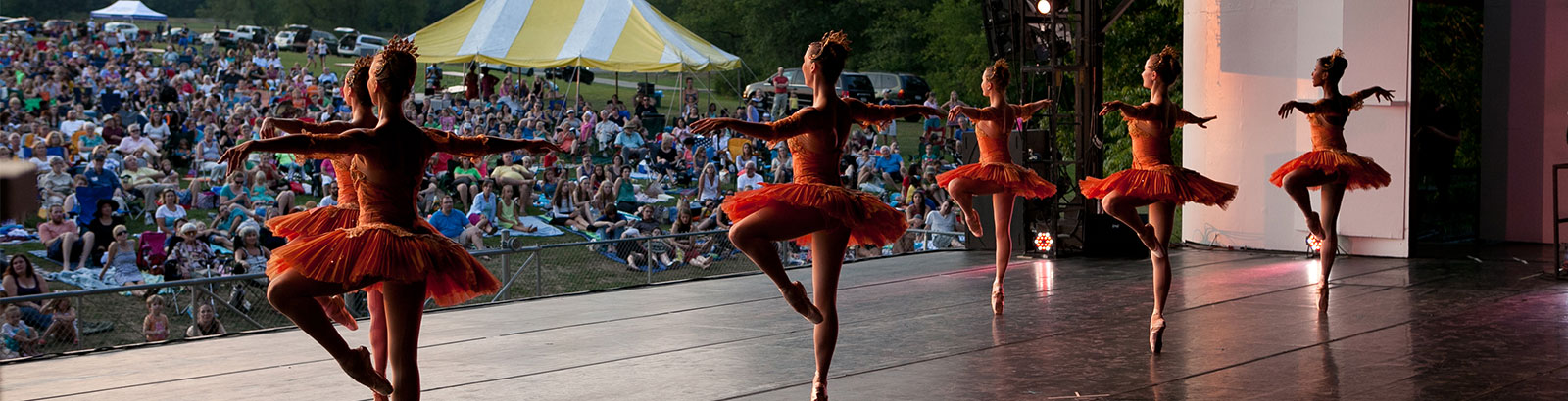 Pittsburgh Ballet Theatre at Hartwood Acres