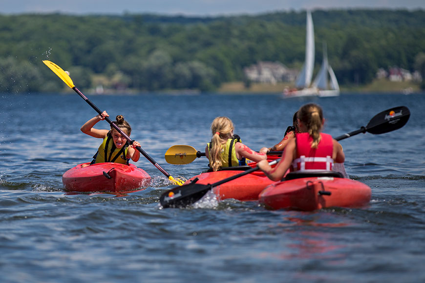 Weekend trips from Pittsburgh - Chautauqua