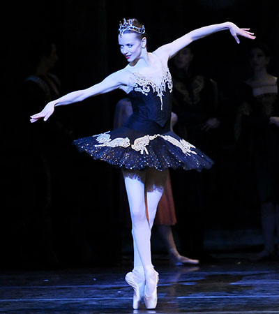 Julia Erickson - Pittsburgh Ballet Theatre