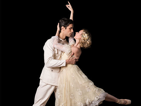 The Great Gatsby With The Pbt Orchestra Pittsburgh Ballet Theatre