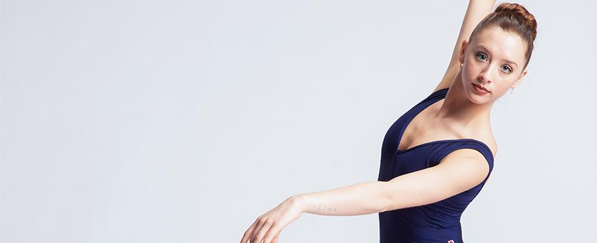 New Pittsburgh Ballet Theatre Dancer - Tommie Kesten