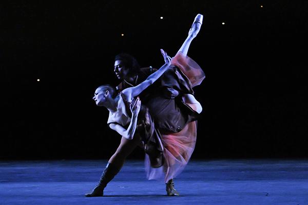 Alexandre Silva - Final Bow - Pittsburgh Ballet Theatre