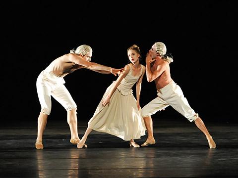 Sechs Tanze - Pittsburgh Ballet Theatre repertoire