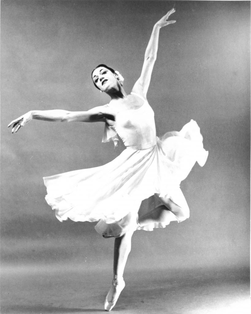 Patricia Wilde in Valse Scherzo, 1958