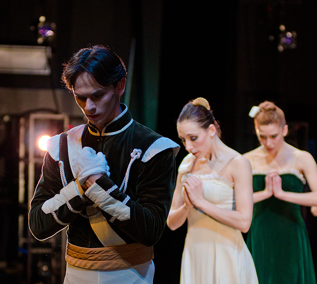Memories of a master pittsburgh ballet theatre for Antony tudor jardin aux lilas